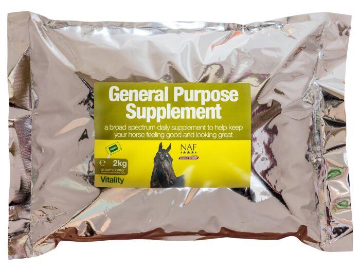 NAF General Purpose Supplement 2 kg Refill