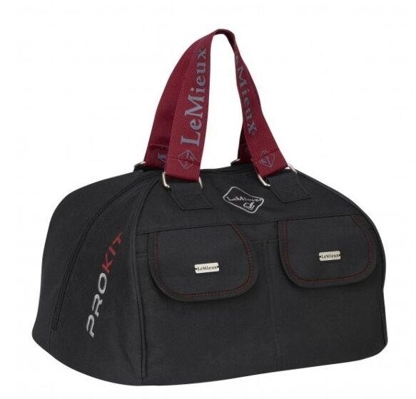 Le Mieux Hat Bag Black