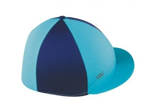 Woof Wear Hat Cover Convertible Turquoise/Navy
