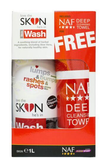 NAF Love The Skin Wash 1Litre