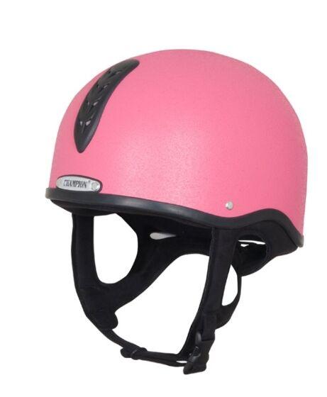 Champion Junior X-Air Plus Helmet Pink