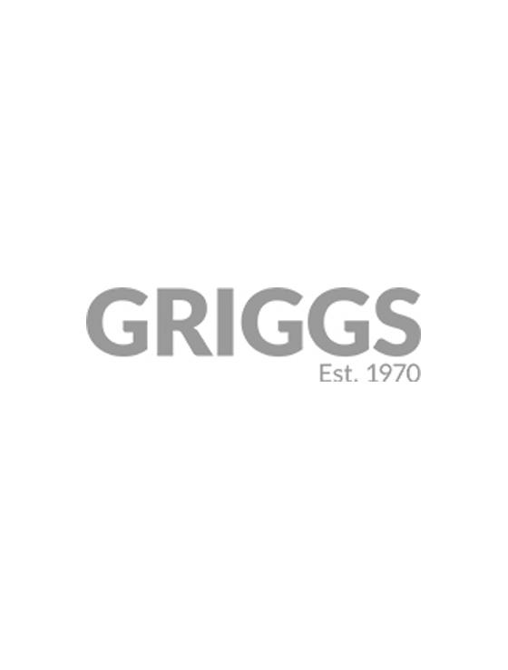 GFS Simplicity Bridle Black