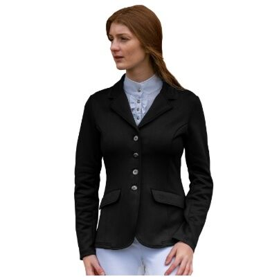 Hy Stoneleigh Ladies Competition Jacket Black