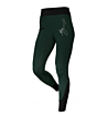 LeMieux Activewear Pull On Seamless Breech Green