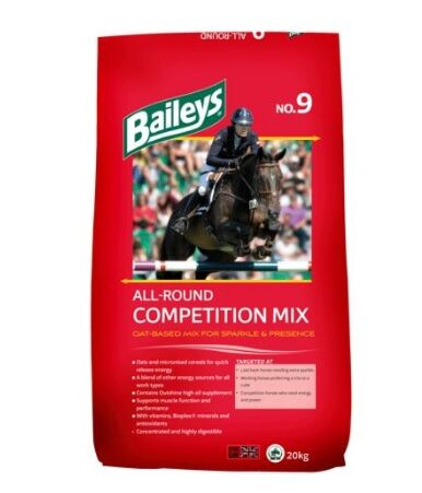 Baileys No.9 All-Round Competition Mix