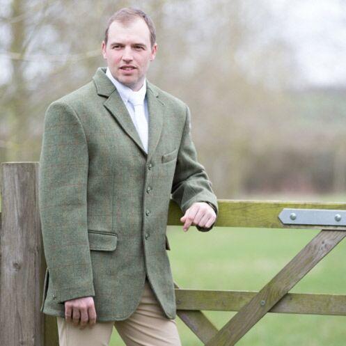 Equetech Mens Claydon Jacket