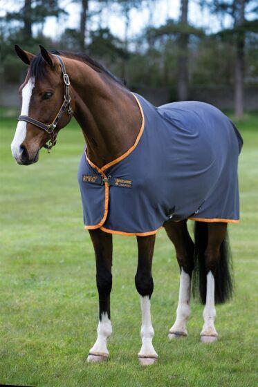Horseware Amigo Jersey Cooler Excalibur/ Orange