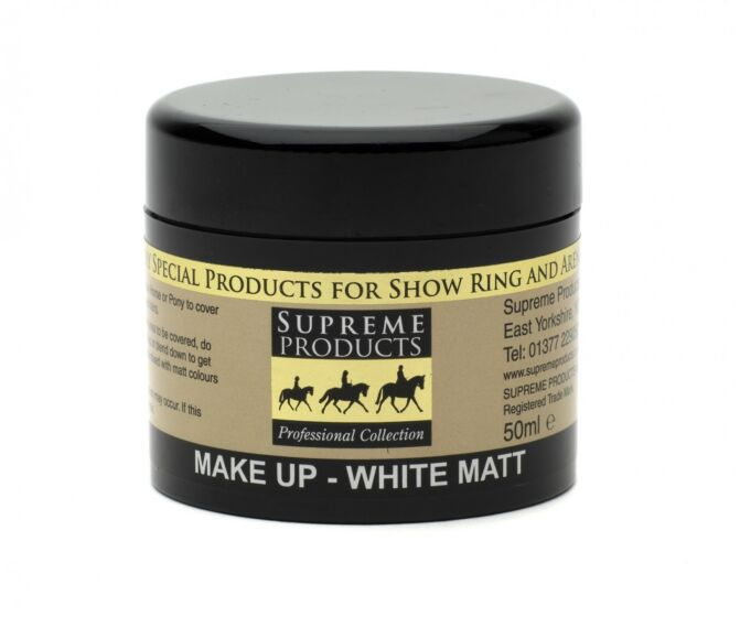 Supreme Products Make Up White 50g