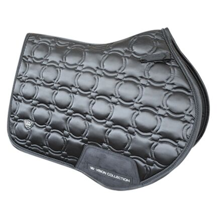Woof Wear Vision Close Contact Pad - Black