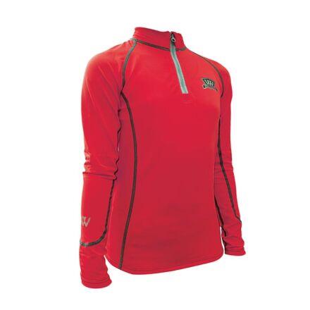 Woof Wear Junior Pro Rider Performance Shirt - Red