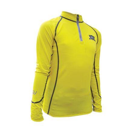 Woof Wear Junior Pro Rider Performance Shirt - Sunshine Yellow