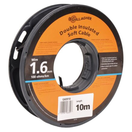 Gallagher Soft Leadout Cable 1.6mm