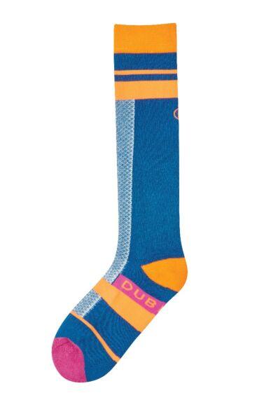 Dublin Single Pack Socks - Neon Orange