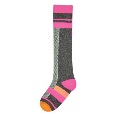 Dublin Single Pack Socks - Neon Pink