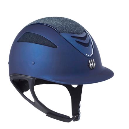 OneK Defender Air Helmets Glitter Navy
