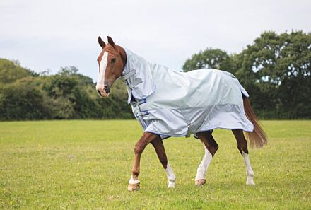 Tempest Original Waterproof Fly Rug Grey