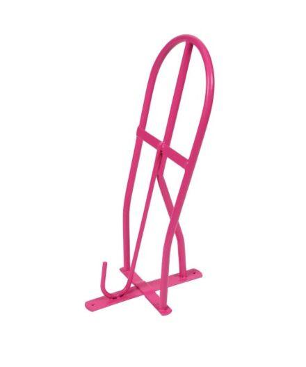 Shire Ezi Kit Saddle Rack Pink