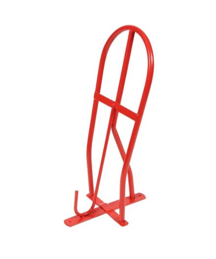 Shire Ezi Kit Saddle Rack Red