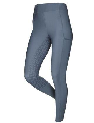 LeMieux Activewear Pull On Seamless Breech Ocean