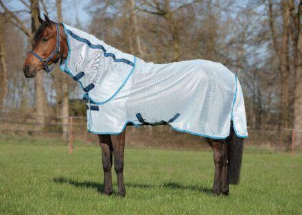 Horseware Amigo Bug Rug Azure Blue