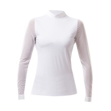 Equetech Air Competition Shirt- White