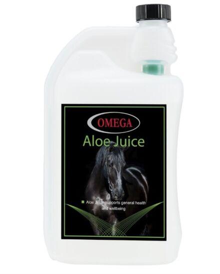 Omega Equine Aloe Juice