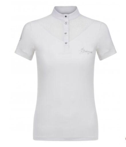 LeMieux Amelie Show Shirt - White