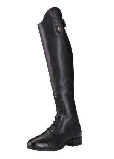 Ariat Heritage Contour II Field Zip Boot Black