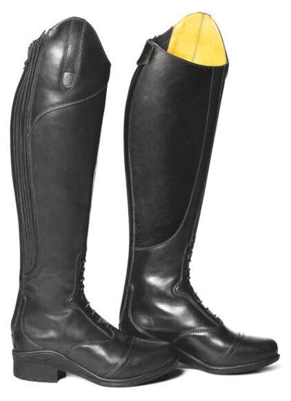 Mountain Horse Aurora Tall Boots Black