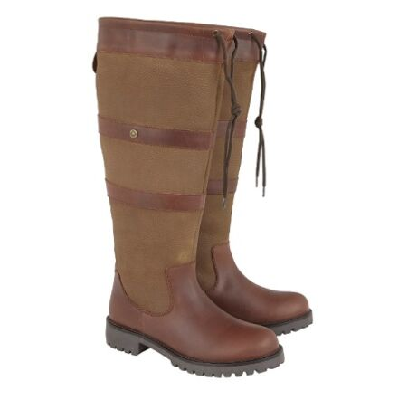 Cabotswood Banbury Waterproof Boot Chestnut/Bison