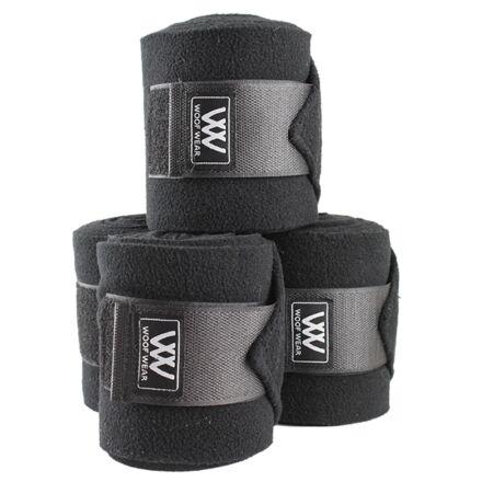 Woof Wear Polo Bandages Black