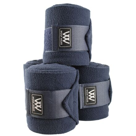 Woof Wear Polo Bandages Navy