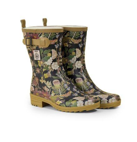 Aigle Rubber Boots Kew Garden