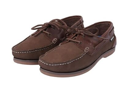 Dublin Broadfield Arena Shoe Brown/Chestnut
