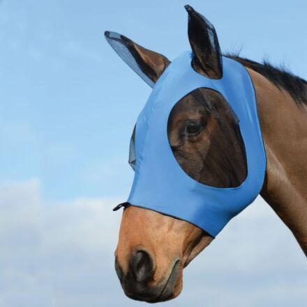 Weatherbeeta Stretch Eye Saver With Ears - Royal