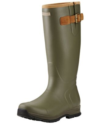 Ariat Mens Burford Insulated Wellington Olive