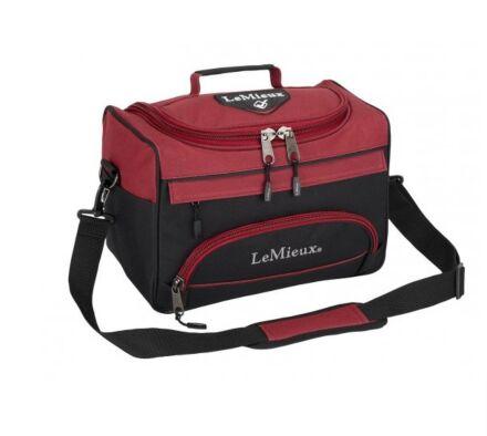 LeMieux ProKit Lite Grooming Bag Burgundy