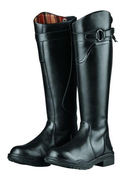 Dublin Calton Boot Black Wide