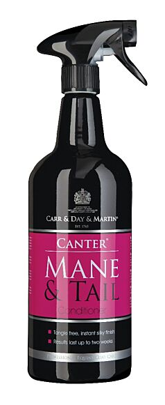 Carr Day & Martin Canter Mane & Tail -1 Litre