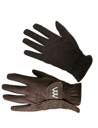Woof Wear Competition Glove Chocolate