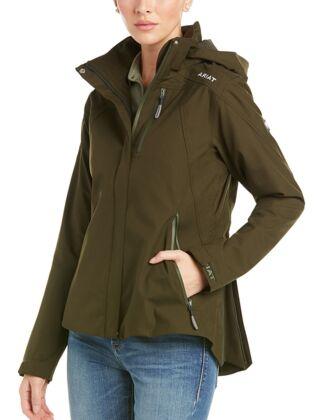 Ariat Women's Coastal Waterproof Jacket Relic