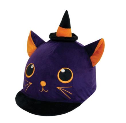 Equetech Cobweb Cat Hat Silk