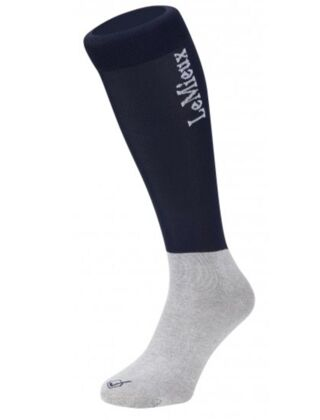 LeMieux Competition Socks Navy(Twin Pack)