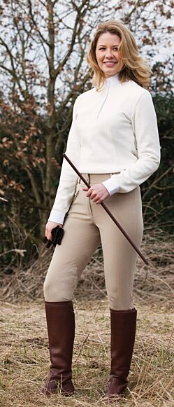 Equetech Ladies Cosy Thermal Stock Shirt