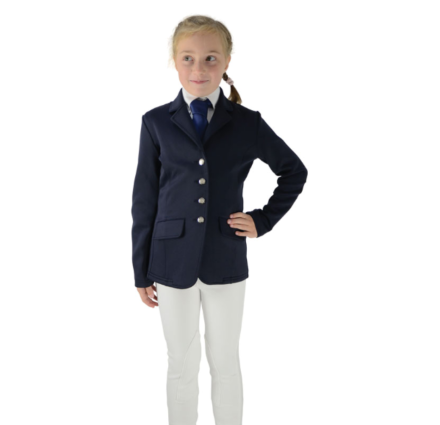 HyFASHION Children's Cotswold Competition Jacket Navy