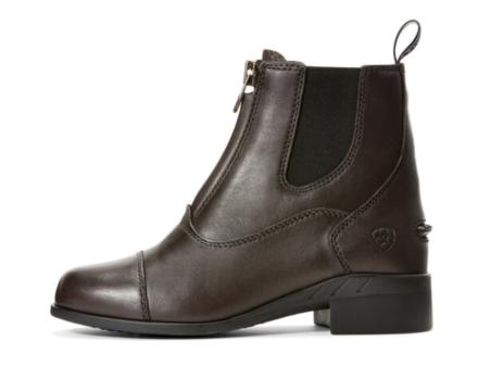 Ariat Kid's Devon IV Paddock Boot - Light  Brown