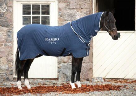 Horseware Rambo Dry Rug - Navy