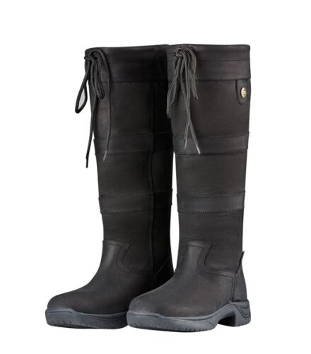 Dublin River Boot III - Black Regular Calf