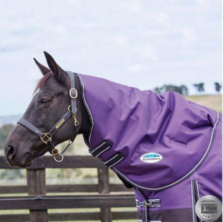 Weatherbeeta Comfitec Plus Dynamic Neck Rug Medium/Lite Purple/Black