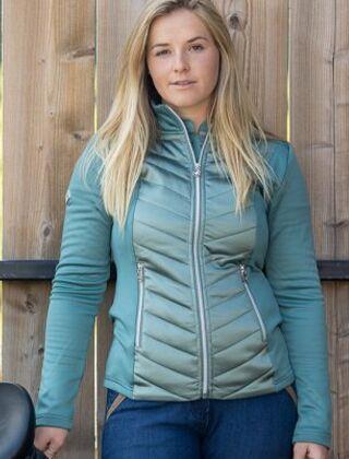 LeMieux Dynamique Jacket Sage